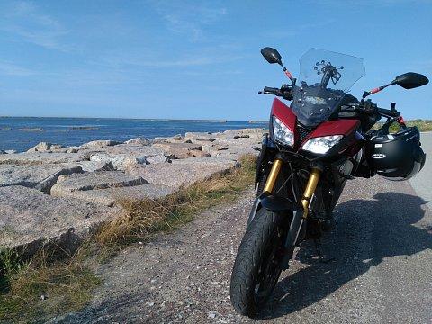 Küste von Cherbourg